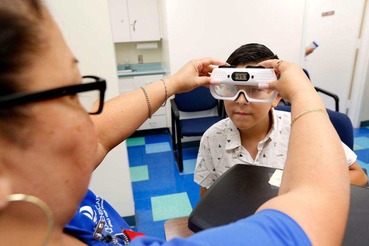 Los  problemas oculares más comunes  en nuestros niños