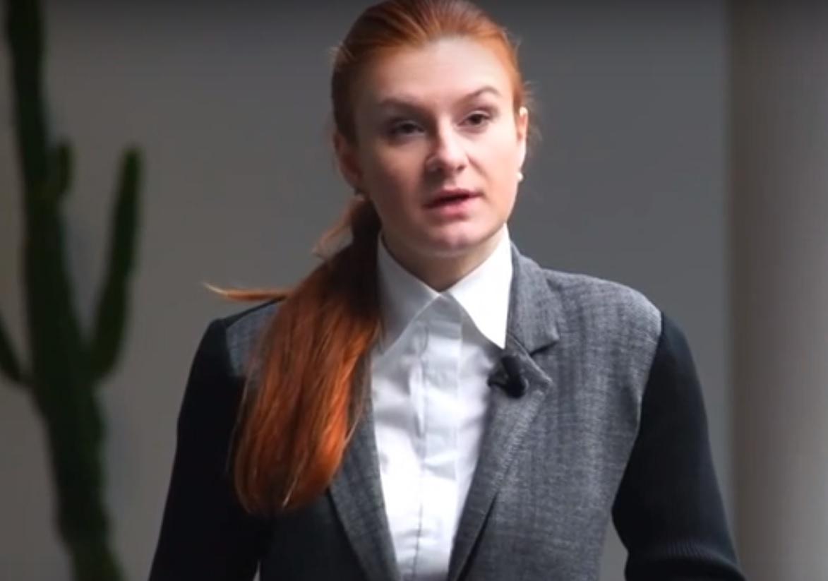La mujer acusada de ser agente del gobierno ruso en EEUU