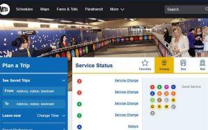 MTA lanza nueva aplicación para informar sobre demoras y cambios