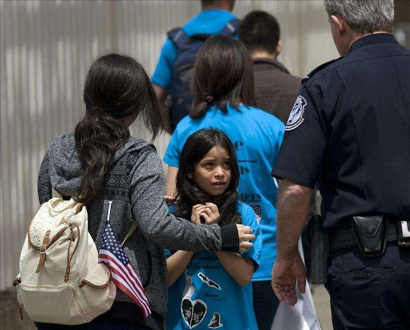 Al menos 20 niños han sido reunidos con sus familias en NYC