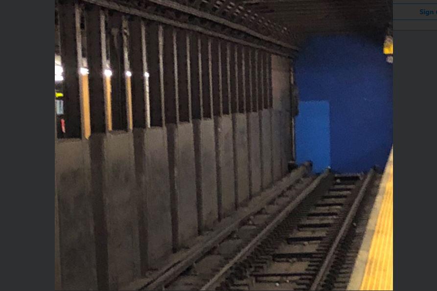 Gran error de la MTA provocó caos en varios trenes en Brooklyn
