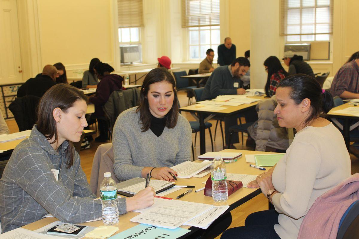 Acude al taller gratis en Nueva York sobre cómo aplicar por la ciudadanía ante USCIS