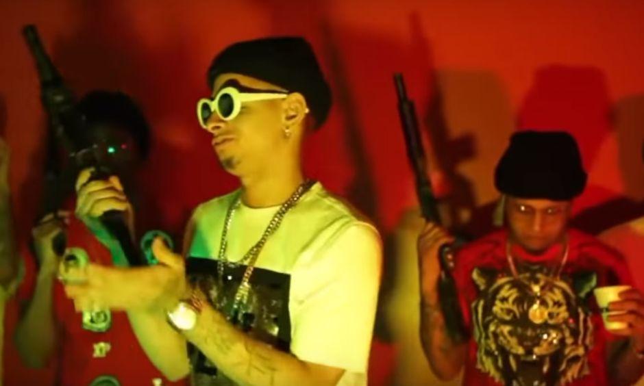 """El polémico video de rap de uno de los sospechosos de matar a """"Junior"""""""