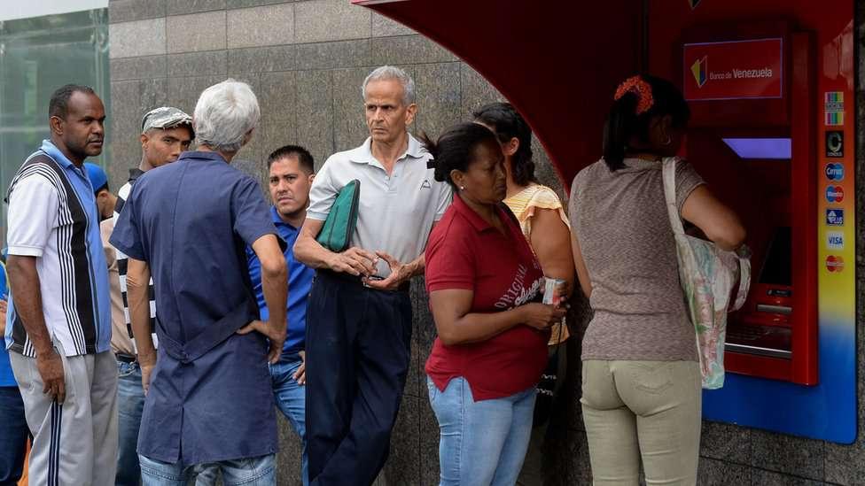 La odisea de encontrar el bolívar soberan, la nueva moneda de Venezuela