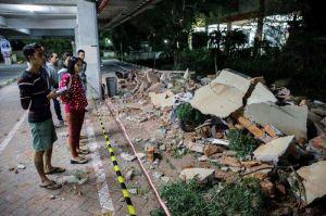 Suman ya 91 los muertos por sismo en Indonesia