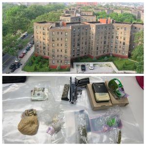 Detención masiva de traficantes de drogas en el mayor complejo de vivienda pública de Nueva York
