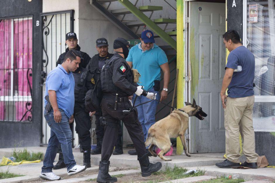 PGR: Fosas clandestinas prueban la guerra entre cárteles en Jalisco