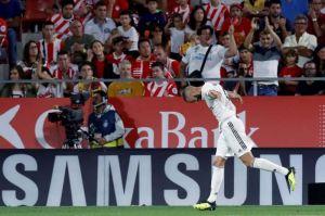 Con su doblete al Girona Benzemá envía un mensaje contundente a Zidane y CR7