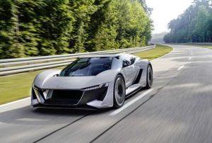 Infiniti, Audi, Porsche nos muestran los automóviles eléctricos del futuro