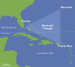 ¿Resuelto el enigma del Triángulo de las Bermudas?