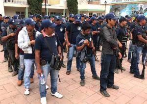 """Policía comunitaria mató e incineró a """"El Tequilero"""" en Guerrero"""