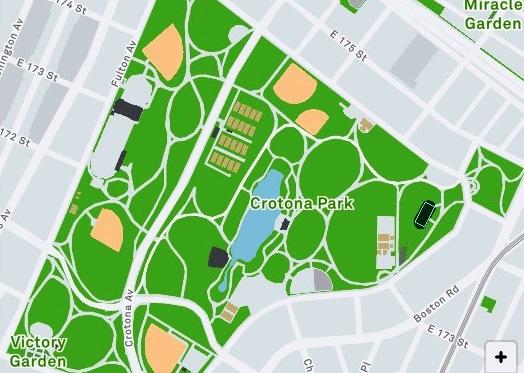 Encuentran restos de una mujer empaquetados en parque del Bronx