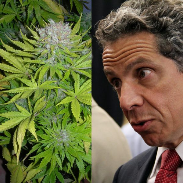 Aprueban despenalizar la posesión y uso de hasta 2 onzas de marihuana en Nueva York