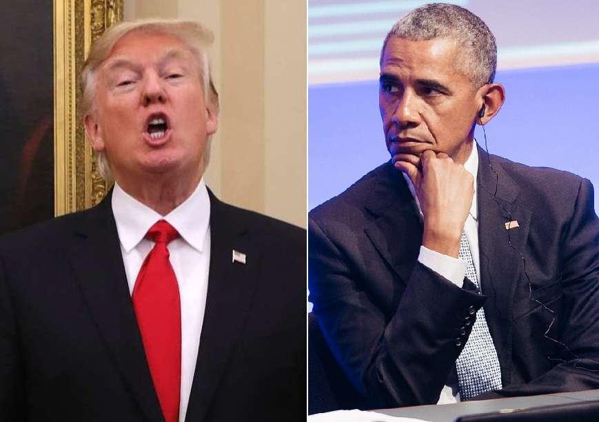 Barack Obama envía un fuerte mensaje a Trump en medio de polémica racista