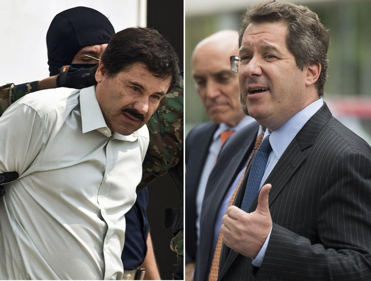 """Las referencias sexuales sobre """"El Chapo"""" de uno de sus abogados"""