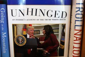 La Casa Blanca a la expectativa: Omarosa tiene audios, videos y textos reveladores