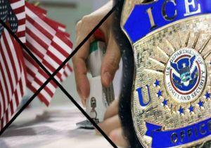 Gobierno defiende coordinación de ICE y USCIS para localizar a inmigrantes deportables