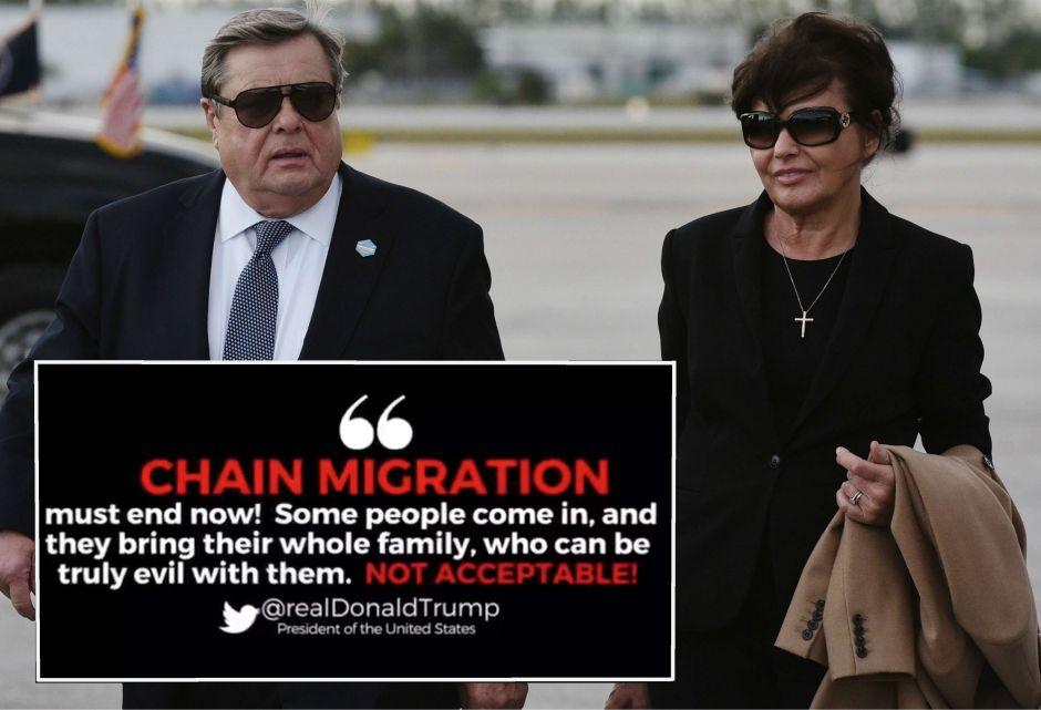 ¿Cómo los padres de Melania obtuvieron la ciudadanía mientras miles siguen a la espera?