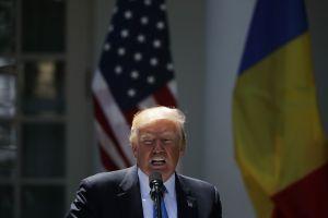 El insulto racial de Trump que su portavoz no pudo desmentir