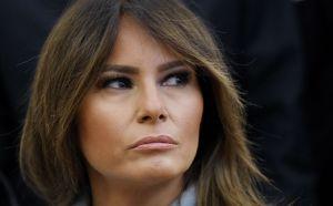 Melania responde a los reportes de su divorcio y ataques contra Trump
