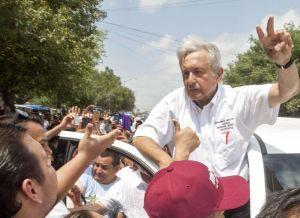 """AMLO anuncia que mantendrá """"mano dura"""" en las calles de México"""