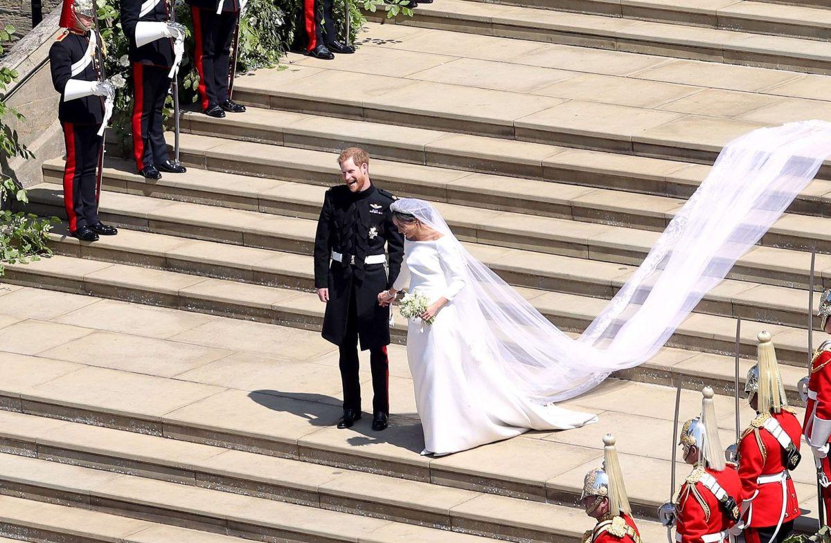 Rompe el silencio el arzobispo de Canterbury, quien casó a Meghan Markle y al príncipe Harry, ¿Ella mintió?