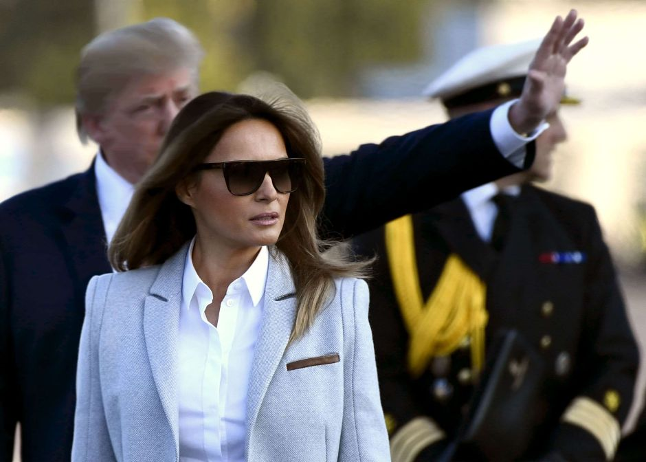 La forma en que Melania estaría humillando a Trump frente al país entero