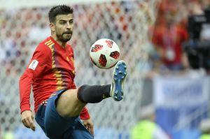 Gerard Piqué renuncia a la selección de España