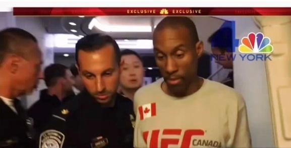 Arrestan en JFK al aterrizar de Tailandia a padre de bebé hallado flotando en East River