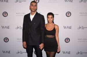 Kourtney Kardashian termina romance con joven modelo Younes Bendjima