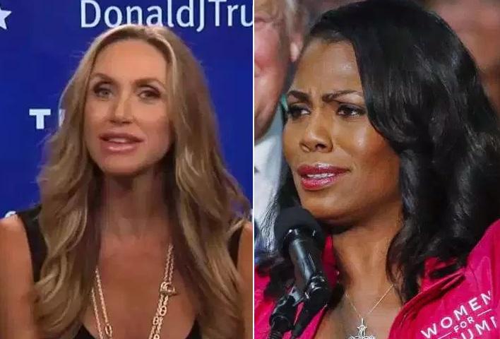 ¿La nuera de Trump ofreció trabajo de $15,000 mensuales a Omarosa para quedarse callada?