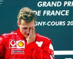 Michael Schumacher llora en silencio por esta reveladora razón