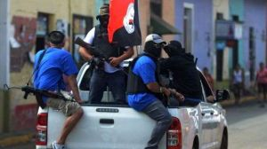 """Me escondo porque me quieren matar"", dice joven que protestó contra Daniel Ortega"