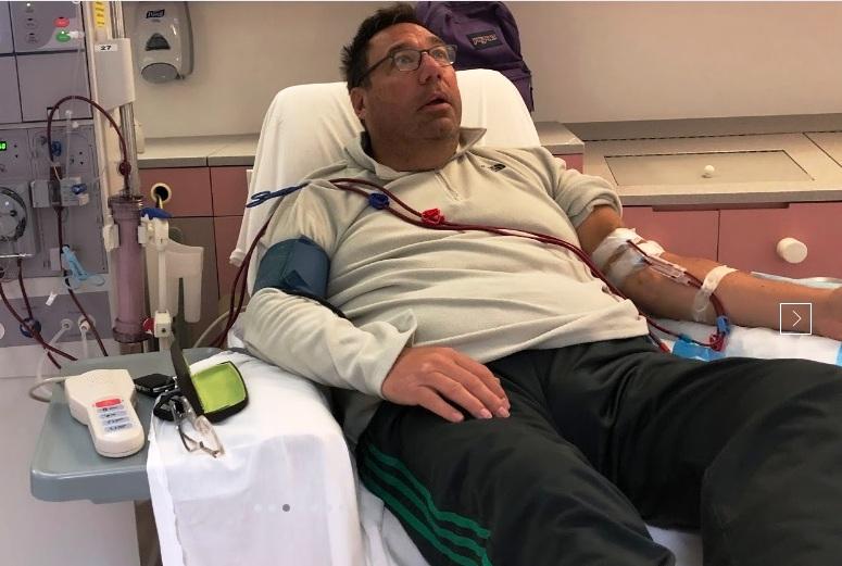 Paciente de Long Island busca donante de riñón en Times Square
