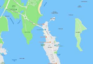 Dos muertos y una mujer herida en playas del Bronx