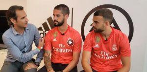 Tiempo Extra: Entrevista a los jugadores del Real Madrid Isco, Carvajal, Mayoral y Llorente