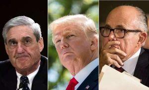 """Trump acusa a Mueller y sus """"matones"""" de querer influir en comicios legislativos"""