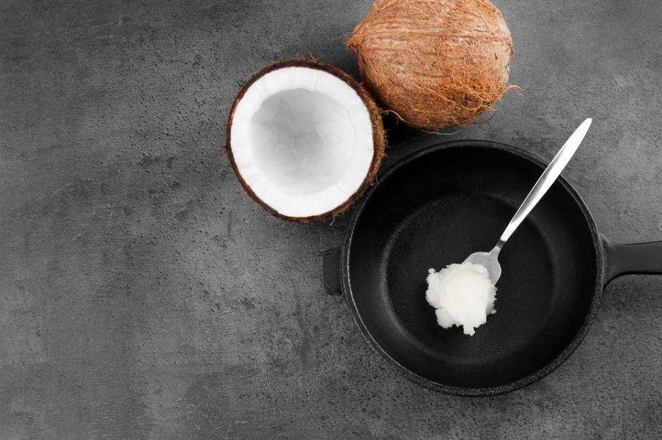 El aceite de coco es veneno puro