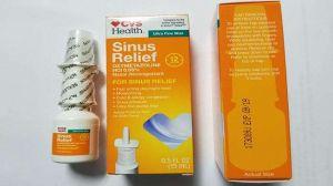 Retiran del mercado CVS Health Sinus Relief Nasal Mists por problemas de contaminación