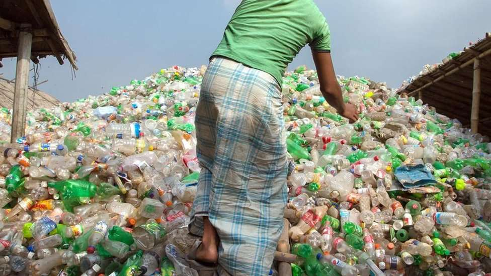¿Es realmente la solución dejar de usar plástico?