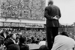 Fue un crimen de Estado la masacre de Tlatelolco, en 1968, reconoce gobierno mexicano