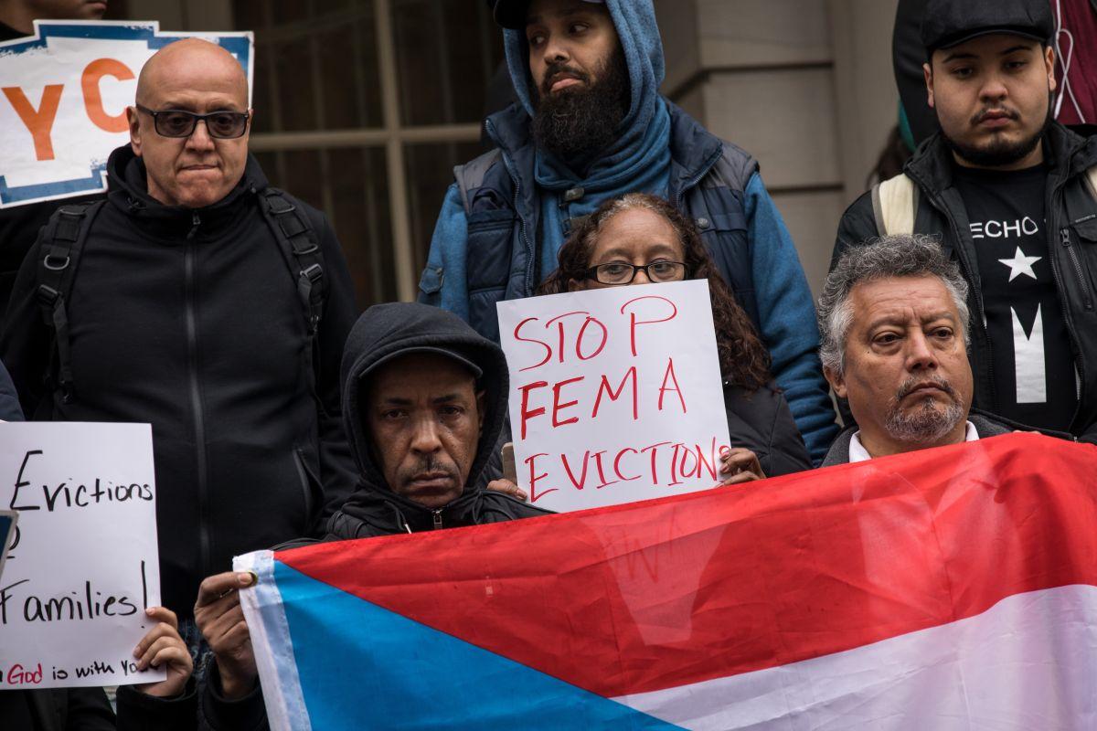 Boricua enferma sigue desamparada en NYC a un año del huracán María