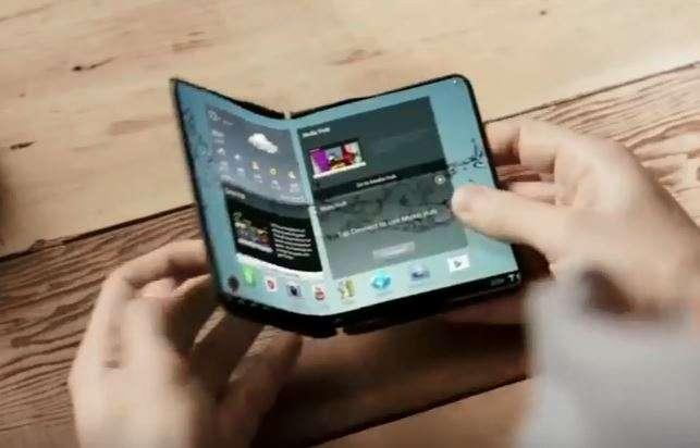 Samsung confirma que presentará este año su teléfono celular flexible