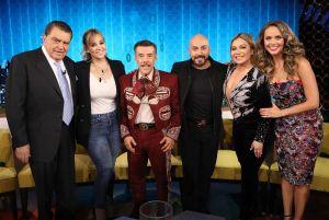 Reencuentro de Chiquis y Lupillo Rivera se vivirá en 'Don Francisco te invita' de Telmeundo