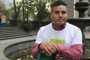 """""""Revienta"""" organización Deportados Unidos en la Lucha en México"""