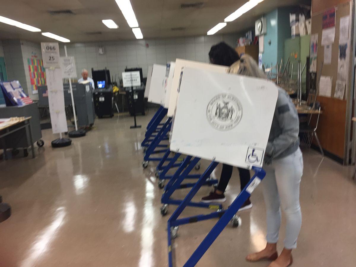 Inician este sábado las votaciones adelantadas para elecciones en NYC