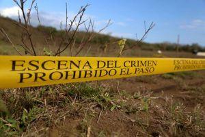 Madre encuentra los restos de su hija en México cuando escarbaba con sus propias manos la tierra