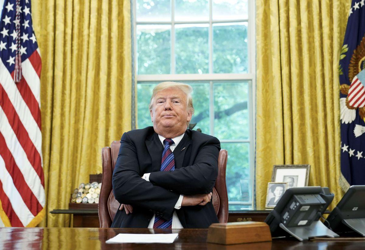 Trump no acudiría a la ceremonia de inauguración de Biden