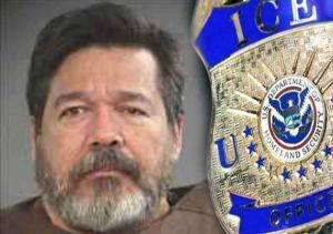 Agente de ICE es arrestado por múltiples cargos de sodomía e incesto