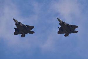 Fuerza Aérea intercepta cazas nucleares rusos cerca de Alaska